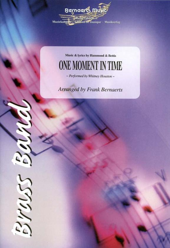 one moment in time lyrics